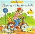 Conni se učí jezdit na kole (Dobrodružství s Conni) - obálka
