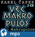 Věc Makropulos - obálka
