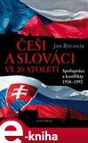 Češi a Slováci ve 20. století (Spolupráce a konflikty 1914-1992) - obálka