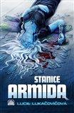 Stanice Armida - obálka