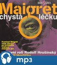 Maigret chystá léčku - obálka