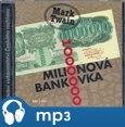 Milionová bankovka - obálka