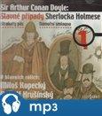 Slavné případy Sherlocka Holmese 1 - obálka