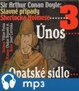 Slavné případy Sherlocka Holmese 3 - obálka