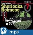 Slavné případy Sherlocka Holmese 7 (Škola v opatství) - obálka
