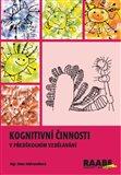 Kognitivní činnosti v předškolním vzdělávání - obálka