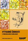 Výtvarné činnosti v předškolním vzdělávání - obálka