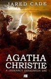 Agatha Christie jedenáct dní nezvěstná - obálka