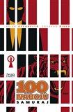 100 nábojů: Samuraj - obálka