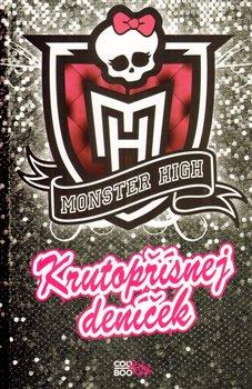 Krutopřísnej deníček. Monster High