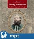 Povídky malostranské - výběr (Mp3 ke stažení) - obálka