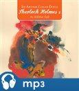 Sherlock Holmes I. (Soběslav Sejk) - obálka