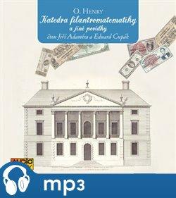Obálka titulu Katedra filantromatematiky a jiné povídky