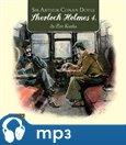 Sherlock Holmes IV. - obálka