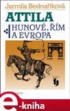 Attila (Hunové, Řím a Evropa) - obálka