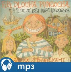 Pipi Dlouhá punčocha, mp3 - Astrid Lindgrenová
