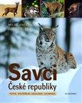 Savci ČR - obálka