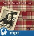 Deník Anne Frankové (Mp3 ke stažení) - obálka