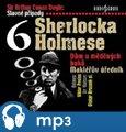 Slavné případy Sherlocka Holmese 6 (Dům u měděných buků / Makléřův úředník) - obálka