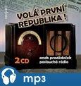 Volá první republika! (aneb Pradědeček poslouchá rádio) - obálka