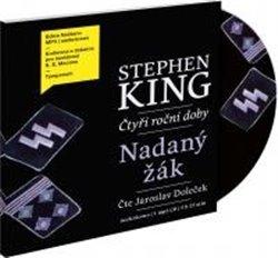 Nadaný žák. Čtyři roční doby, CD - Stephen King