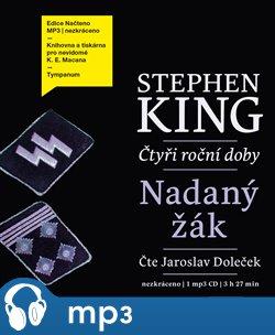 Nadaný žák, mp3 - Stephen King