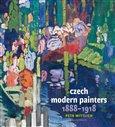 Czech Modern Painters ((1888-1918)) - obálka