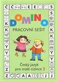 Domino Český jazyk pro malé cizince 2 - pracovní sešit - obálka