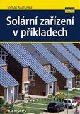 Solární zařízení v příkladech - obálka