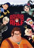 Raubíř Ralf - filmový příběh - obálka