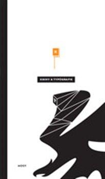 Obálka titulu Knihy a typografie