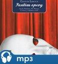 Fantóm opery - obálka