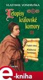 Letopisy královské komory III. - obálka
