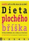 Obálka knihy Dieta plochého bříška