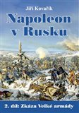 Napoleon v Rusku 2. díl (Zkáza Velké armády) - obálka