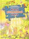 Obálka knihy Hravá písmenková škola