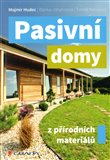 Pasivní domy z přírodních materiálů - obálka