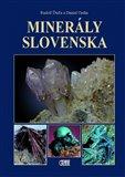 Minerály Slovenska - obálka