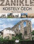 Zaniklé kostely Čech - obálka