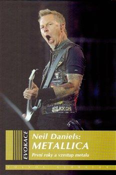Obálka titulu Metallica