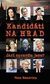 Obálka knihy Kandidáti na Hrad