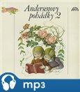 Andersenovy pohádky 2. - obálka
