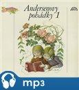 Andersenovy pohádky 1 - obálka