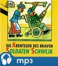 Die Abenteuer des braven Soldaten Schwejk - obálka