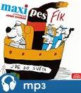 Maxipes Fík jde do světa - obálka