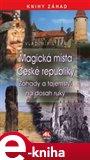 Magická místa České republiky - obálka