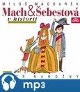 Mach a Šebestová v historii - obálka