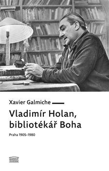 Obálka titulu Vladimír Holan