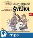 Osudy dobrého vojáka Švejka II. - obálka