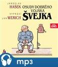 Osudy dobrého vojáka Švejka IV. - obálka
